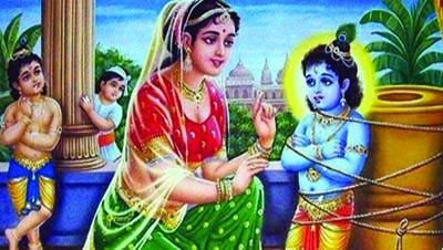 ശ്രീകൃഷ്ണന്റെ ബാലലീല