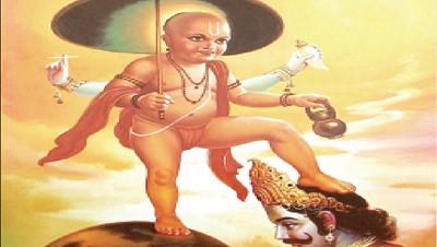 ഓണം: മാവേലി എന്ന നായകനും വാമനൻ എന്ന വില്ലനും