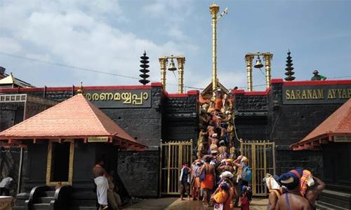 ശബരിമല : കേന്ദ്രസേനയുടെ സഹായം തേടണമെന്ന് അഭിപ്രായം