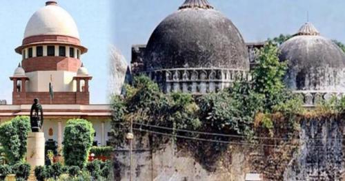 അയോധ്യ: തർക്ക ഭൂമി ഹിന്ദുക്കൾക്ക്, പകരം മുസ്ലിംകൾക്ക് 5 ഏക്കർ ഭൂമി