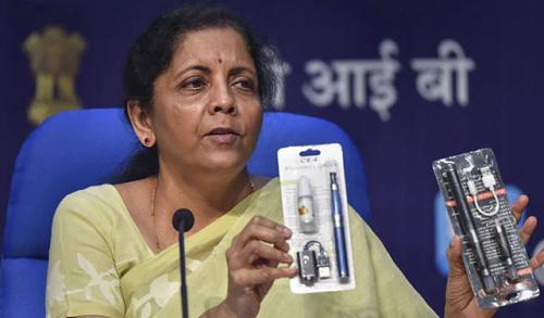 ഇ-സിഗററ്റുകൾ നിരോധിച്ച് കേന്ദ്ര സർക്കാർ: ലംഘിച്ചാല് 1 വര്ഷം തടവും 1 ലക്ഷം പിഴയും