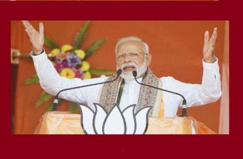 ബംഗാളിനേക്കാള് സമാധാനപരമായി ജമ്മുവില് തെരഞ്ഞെടുപ്പ് നടത്താം: മോദി