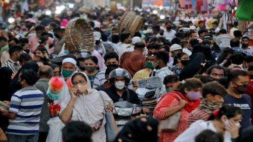 ഇന്ത്യയിൽ കഴിഞ്ഞ 24 മണിക്കൂറിനിടെ 18,987 പേർക്ക് കൊവിഡ്