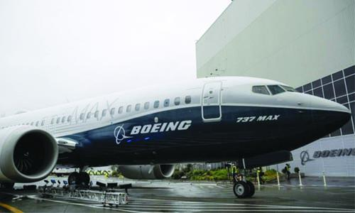 ബോയിംഗ് 737 സീരീസ് വിമാനങ്ങൾക്ക് കുവൈത്ത് വിലക്കേർപ്പെടുത്തി