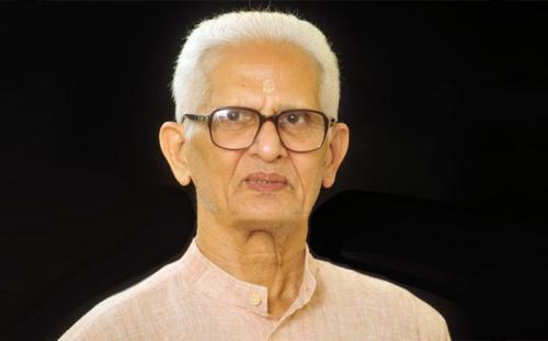കവി വിഷ്ണുനാരായണൻ നന്പൂതിരി അന്തരിച്ചു